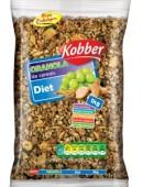 Granola Diet 1kg - Kobber
