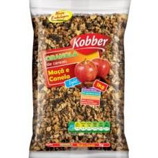 Granola Maça e Canela 1kg - Kobber