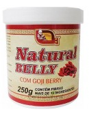 Natural Belly com Goji Berry  250g - Mosteiro Devakan