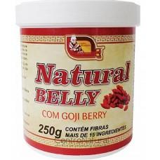 Natural Belly com Goji Berry  250g - Mosteiro Devakan