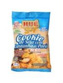 Cookies Soy - soja com castanha do pará 120g - Hué